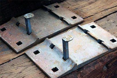 Cast and Forged Railway Products
