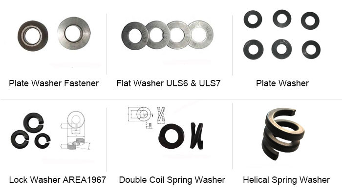 all kinds of railway washer