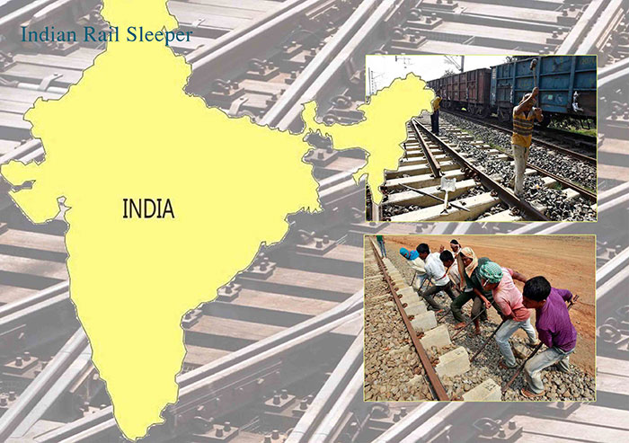 Sleeper Density In Indian Railway What Is Railway Sleepers