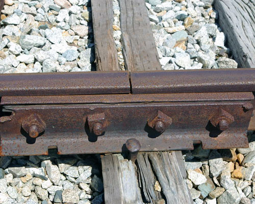 Types of Rail Joints and Rail Fastenings
