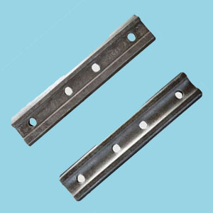 UIC60 rail joint 4 holes