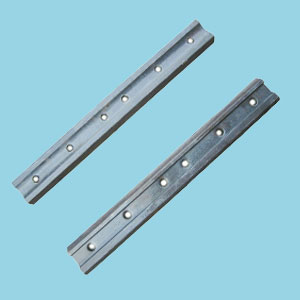 UIC60 rail joint 6 holes
