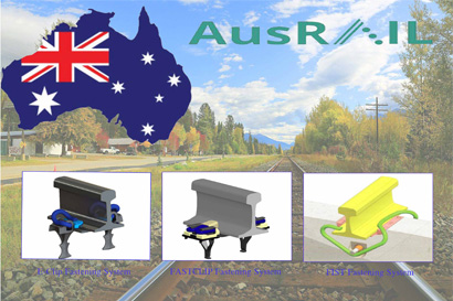 To Be Acquainted with Australian Railway and Rail Fastening Systems
