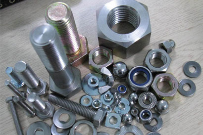 Stainless Rail Nuts and Bolts